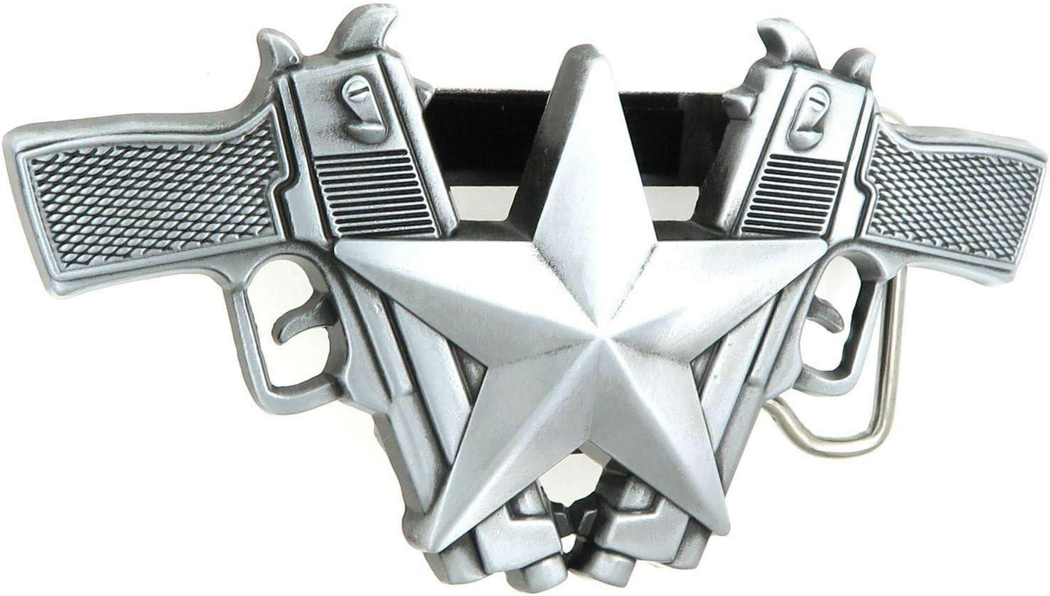 Guns Star quality assurance Under blast sales Lighter Buckle Belt Holder