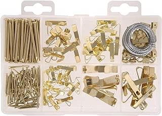 Hillman Fastener 130251 Lg Picture Hanger Kit, 6 Piece