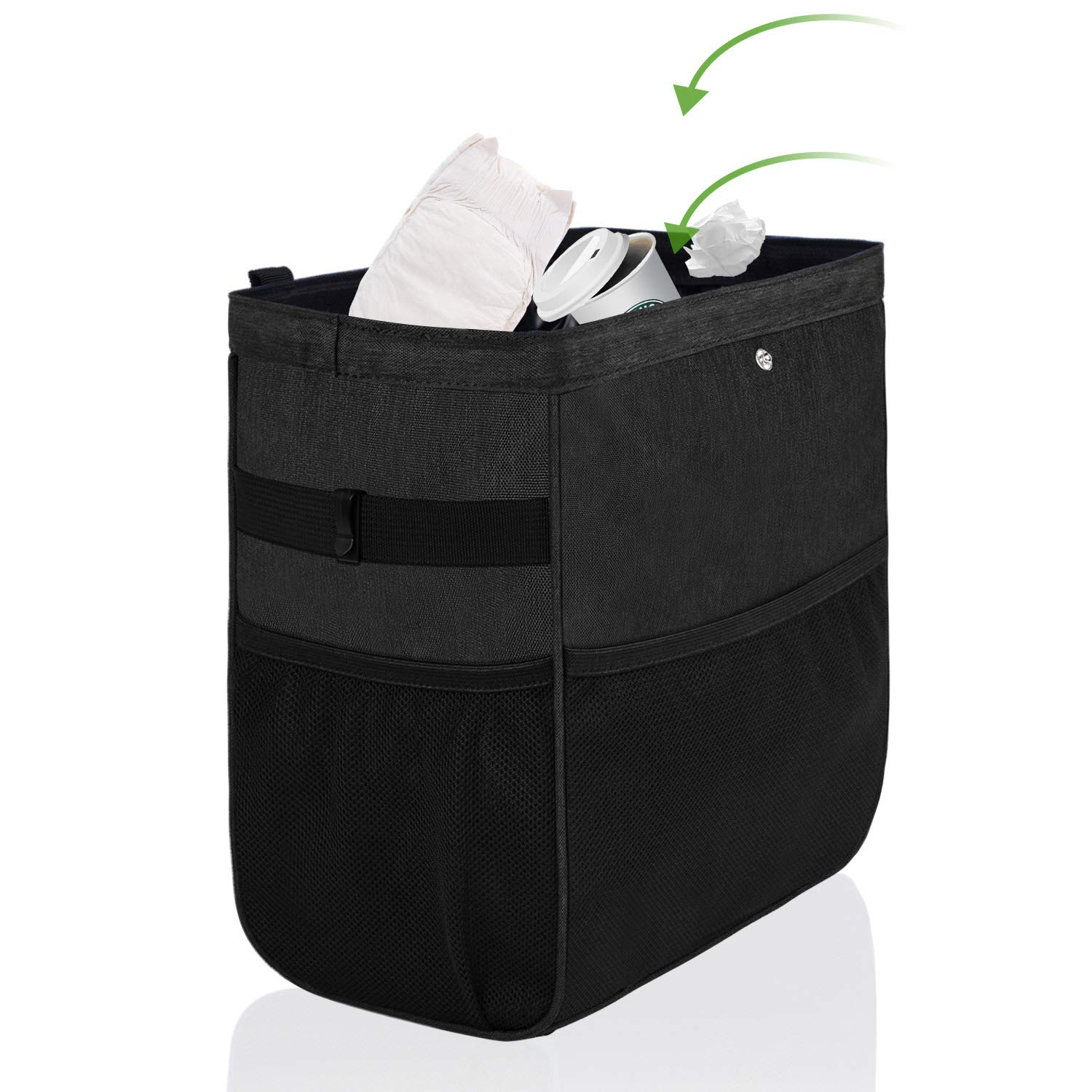 Car Garbage Holder Automotive online shopping Direct stock discount Collapsible Can Cont Trash