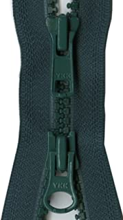 YKK Vislon 2-Way Separating Zipper, 26