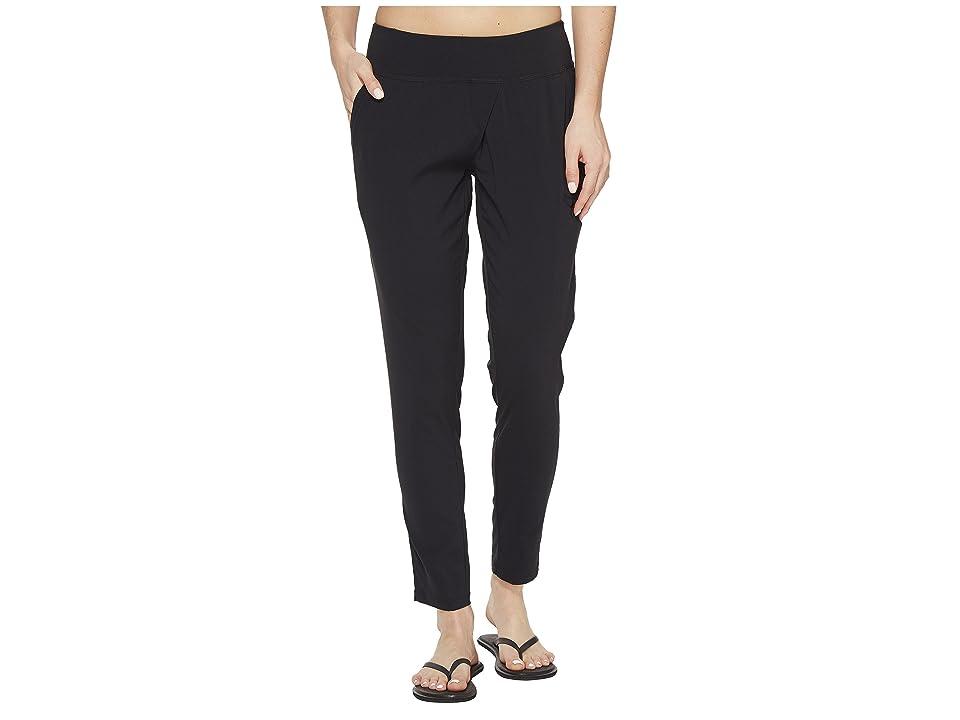 Mountain Hardwear Dynamatm Ankle Pants (Black 2) Women