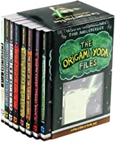 The Origami Yoda Files: Collectible 8-book Boxed set
