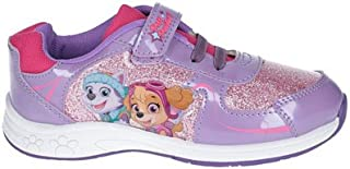 Paw Patrol Childrens/Kids Skye and Everest Trainers