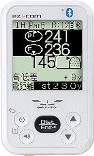 アサヒゴルフ EAGLE VISION ez com GPSゴルフナビ ハンディータイプ ユニセックス EV-731 ホワイト