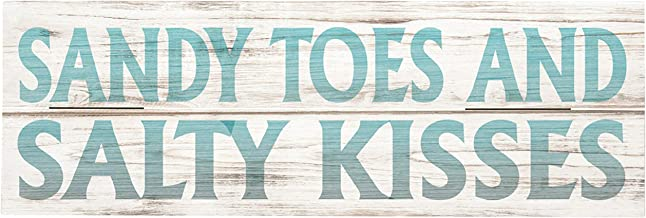 Best sandy toes salty kisses sign Reviews