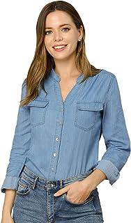 Amazon.es: camisa vaquera mujer