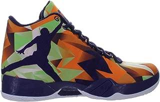 Nike Air Jordan XX9 Mens Basketball Shoes (13 D(M) US, bright mandarin white pight posion green 805)