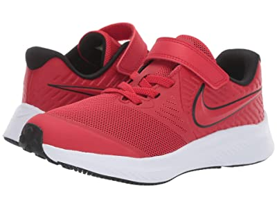 Nike Kids Star Runner 2 (Little Kid) (Uni Red) Boys Shoes