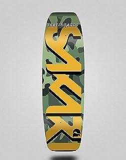 Sakari Surfskate Skate Skateboard Deck Camo 32 Tai...