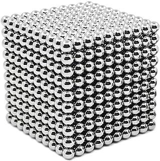 nuaner 3Millimeter 5Millimeter 216, 512, 1000 M-agnetic Beads, M-agnetic Balls, M-agnetic Cube M-agnets, M-agnetic Cube Bu...