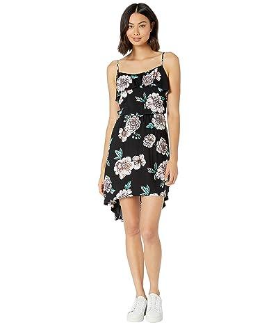 Roxy Amalfi Lifestyle Strappy Dress (Anthracite Sept) Women