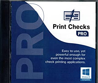 Print Checks Pro - Check Printing Software for Windows 10