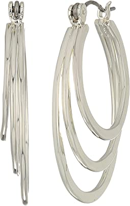 Multi Circle Hoop Earrings