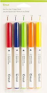 Cricut Gel FINGERPAINT Pen Set Assorted
