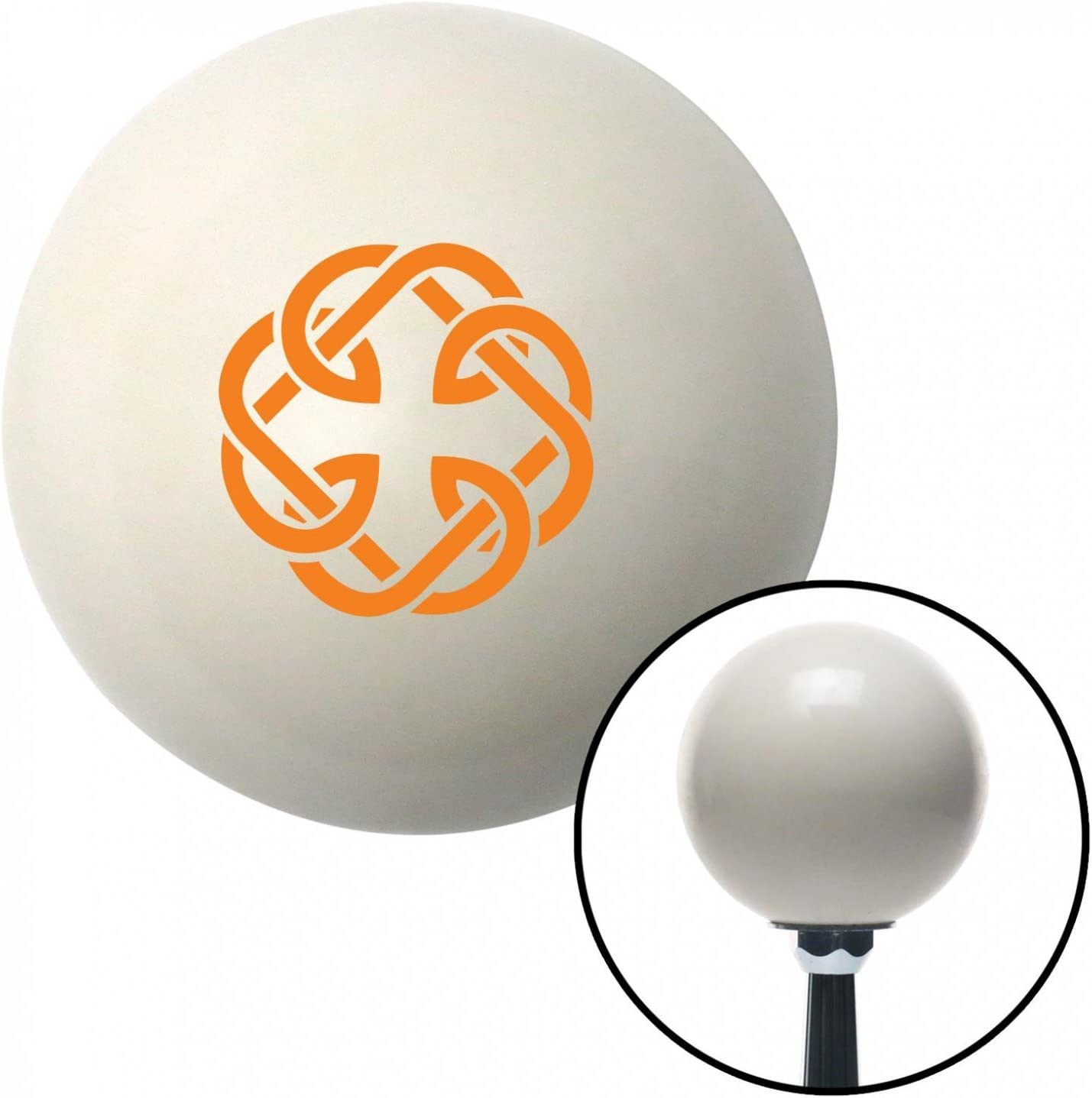 American Shifter 42163 Limited time cheap sale Ivory Shift Knob Insert x 1.5 with Factory outlet 16mm
