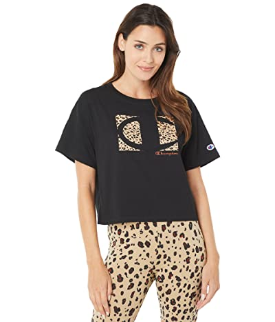 Champion The Cropped Graphic T-Shirt