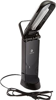 OttLite 13 Watt Refresh Task Lamp, Black