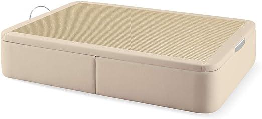 Naturconfort Canapé abatible Beige. Disponible EN Todas Las Medidas (80 x 180 cm)