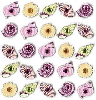 Jolee's Boutique Dimensional Stickers, Sea Shells