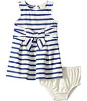 Kate Spade New York Kids - Stripe Jillian Dress (Infant)