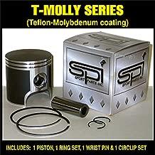 T-Moly Series Piston Kit - 0.50mm Oversize to 72.50mm 1980 Ski-Doo Blizzard 7500 Plus Snowmobile