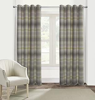 Best ochre check curtains Reviews