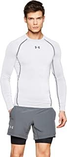 Under Armour, UA HeatGear Long Sleeve, Maglia A Maniche Lunghe, Uomo
