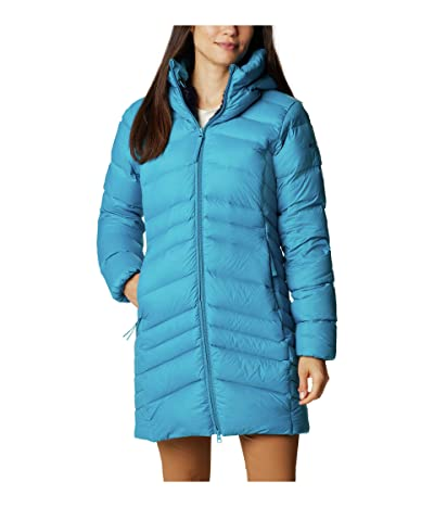 Columbia Autumn Park Mid Jacket (Fjord Blue) Women