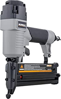 "NuMax S2-118G2 Pneumatic 2-in-1 18-Gauge 2"" Brad Nailer and Stapler Ergonomic and.."