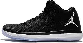 Nike Air Jordan XXX1 31 Low Black White 897564-002 US Size 13