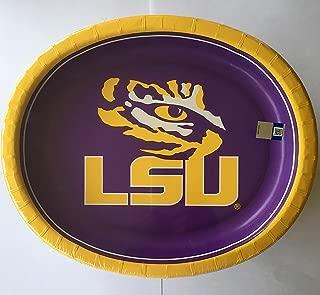 Best lsu paper plates Reviews
