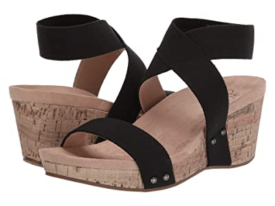 LifeStride Del Mar (Black) Women