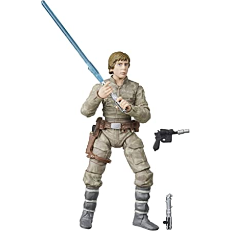 Star Wars The Vintage Figura De Luke Skywalker Bespin, Collection El Imperio Contraataca (Hasbro E9571ES0)