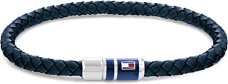 Tommy Hilfiger Bracelet en cuir pour homme