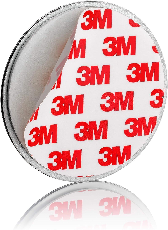 Fixation magn/étique VDS 3131 Batterie au Lithium Photo/électrique Muet /Ø114 x 24mm DIN en 14604 SEBSON D/étecteur de Fum/ée de 10 Ans INCL