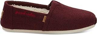 TOMS Alpargata Shearling Lined Shoe - Women's