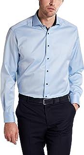 Eterna Long Sleeve Shirt Comfort FIT Twill uni