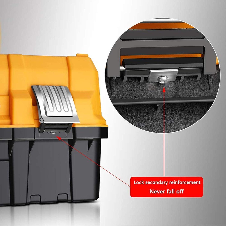 Excel TB122B-Black 19-Inch Cantilever Steel Tool Box Black