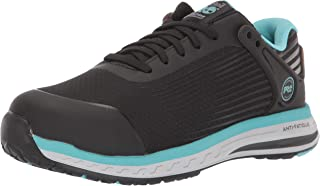 Timberland PRO Womens Drivetrain Composite Toe Eh Black Size: 10 US
