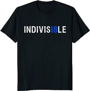 INDIVISIBLE 2018 T-shirt