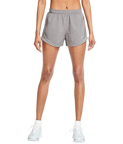 Nike Tempo Shorts Heather (Gunsmoke/Gunsmoke/Gunsmoke/Wolf Grey) Women