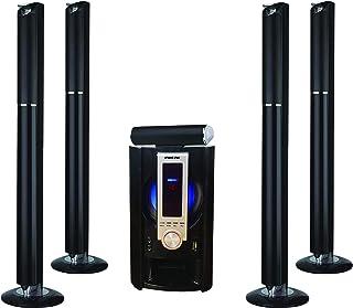 مكبر صوت مكون من 5 مكبرات ومضخم صوت لانظمة المسرح المنزلي من نيكاي - NHT6100BTS