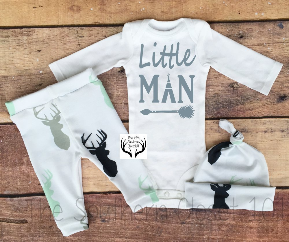 Courier shipping free Long-awaited Baby boys Coming Outfit Home