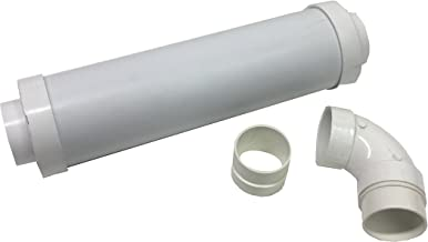 central vacuum muffler kit
