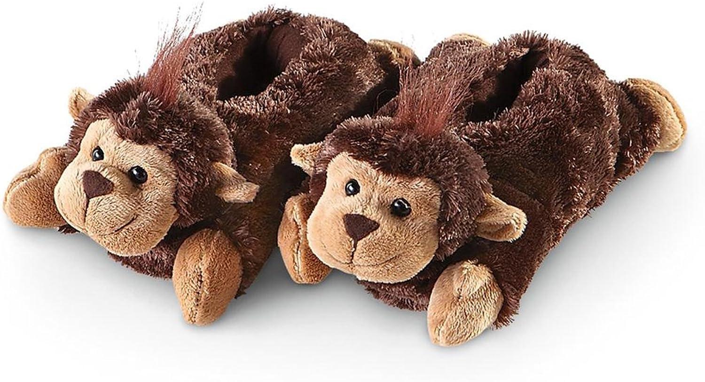 cómodamente Wishpets 12 Monkey Slippers Plush Juguete by Wishpets Wishpets Wishpets  suministro de productos de calidad