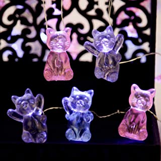 Cute Cat String Lights