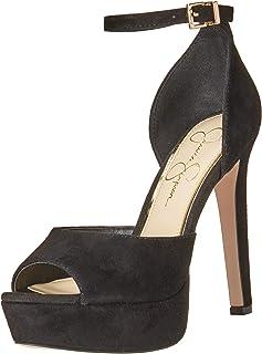 Women's Beeya Ankle Strap Platform Heeled Sandals Shoes