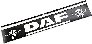 Trupa Heckschürze 2400 x 380 mm + Befestigungsschienen DAF LKW Anhänger Auflieger