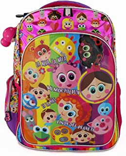 Distroller Neonate Nerlie Large World Chamoy and Friends Backpack - Mexico Ksi-Merito Exclusive
