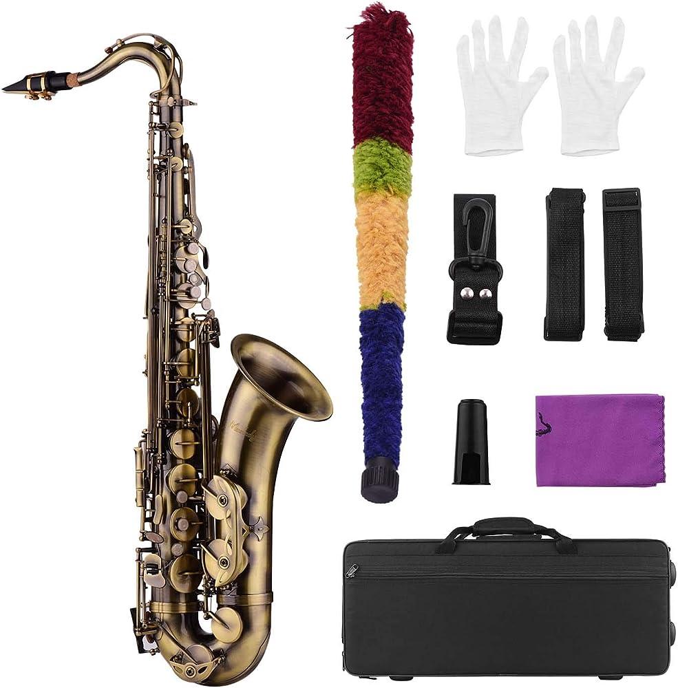 Muslady sassofono tenore in sib finitura antica WND9208751043456CQ